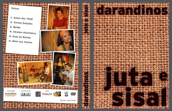 Capa DVD